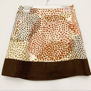 Banana Republic Skirts - Banana Republic Brown Maroon Skirt w/Pockets Sz 2P